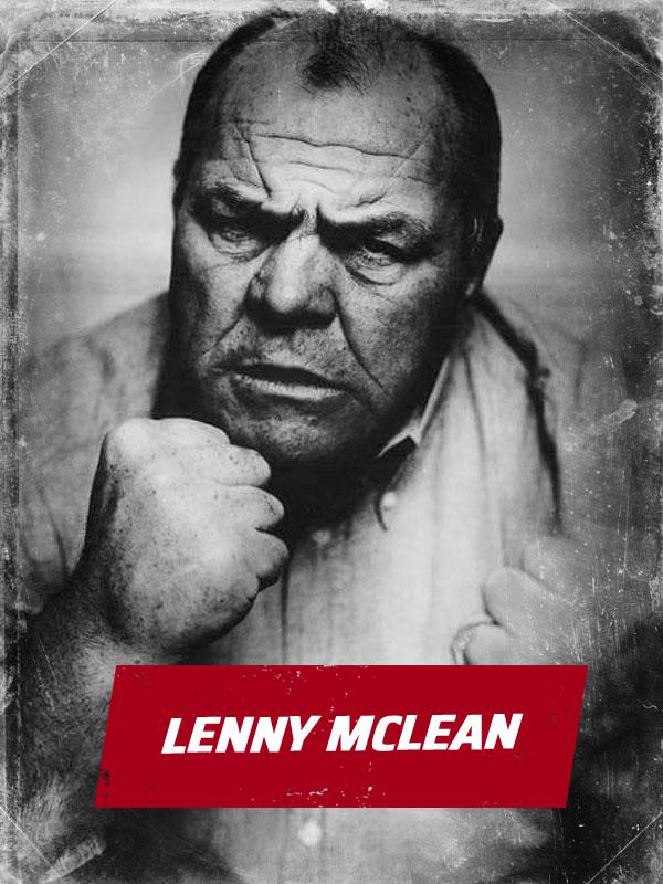 GROMDA - Lenny McLean