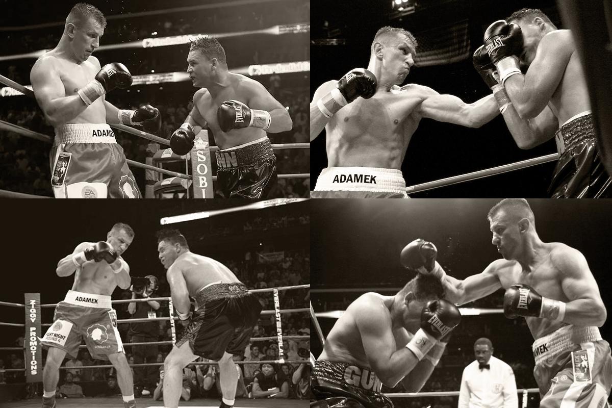 GROMDA: Tomasz ADAMEK vs Bobby Gunn