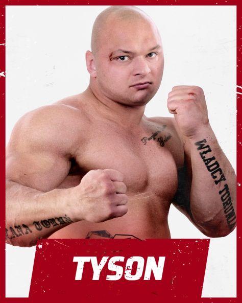 Uczestnik turnieju GROMDA - Tyson