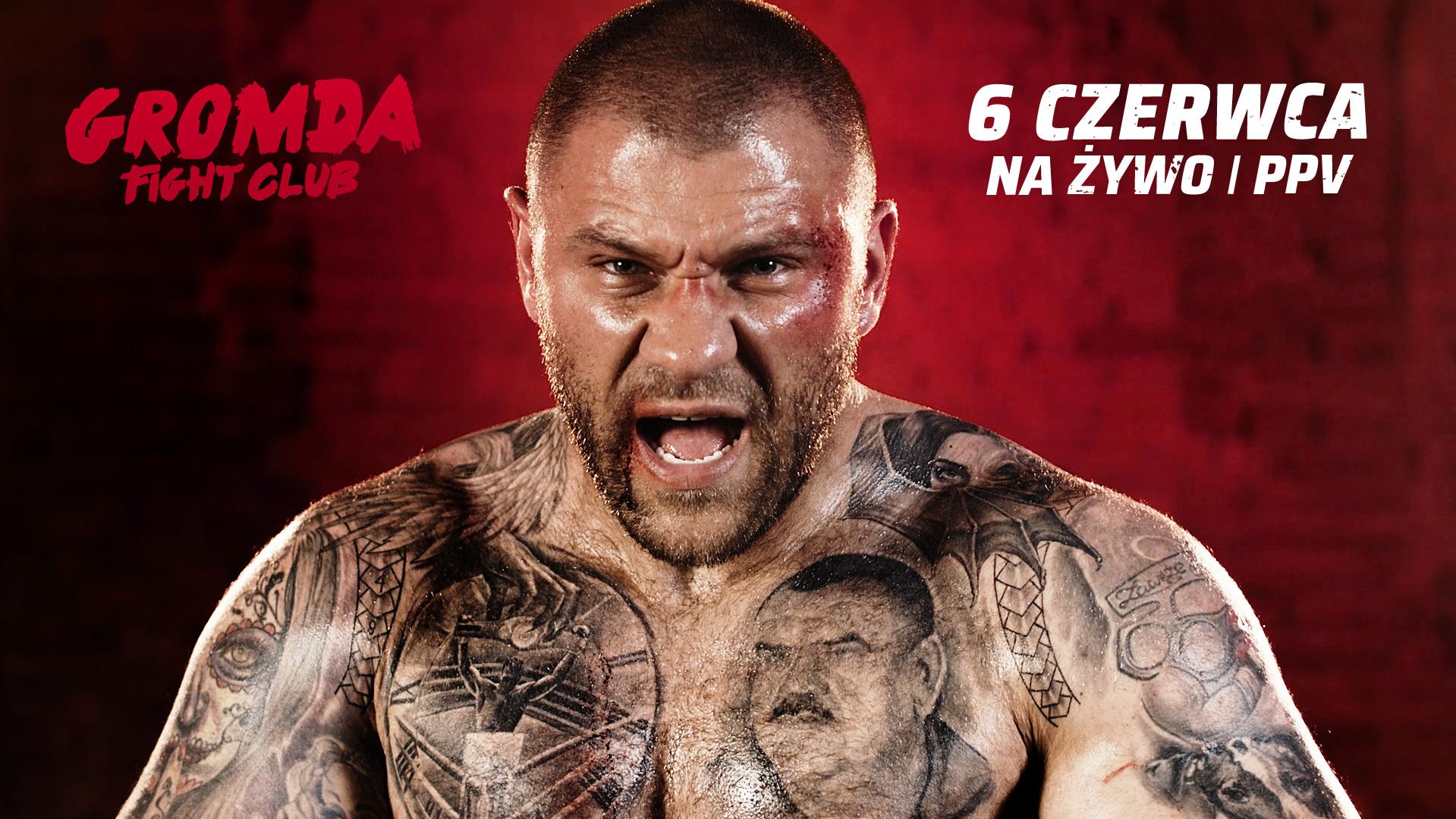 GROMDA Fight Club już 6 czerwca.