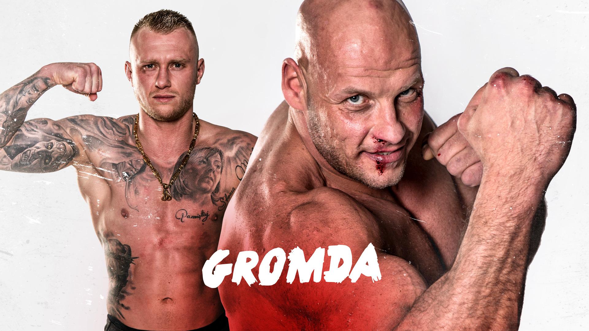 GROMDA Fight Club: Walki na gołe pięści - Uczestnicy turnieju