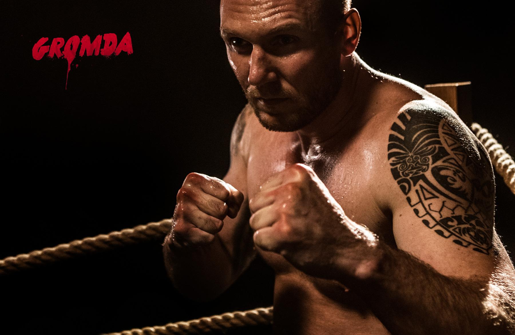 Krwawy Sport GROMDA Fight Club, czyli walki na gołe pięści