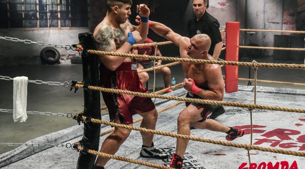 GROMDA: Walki na gołe pięści. Krwawy sport w Polsce!