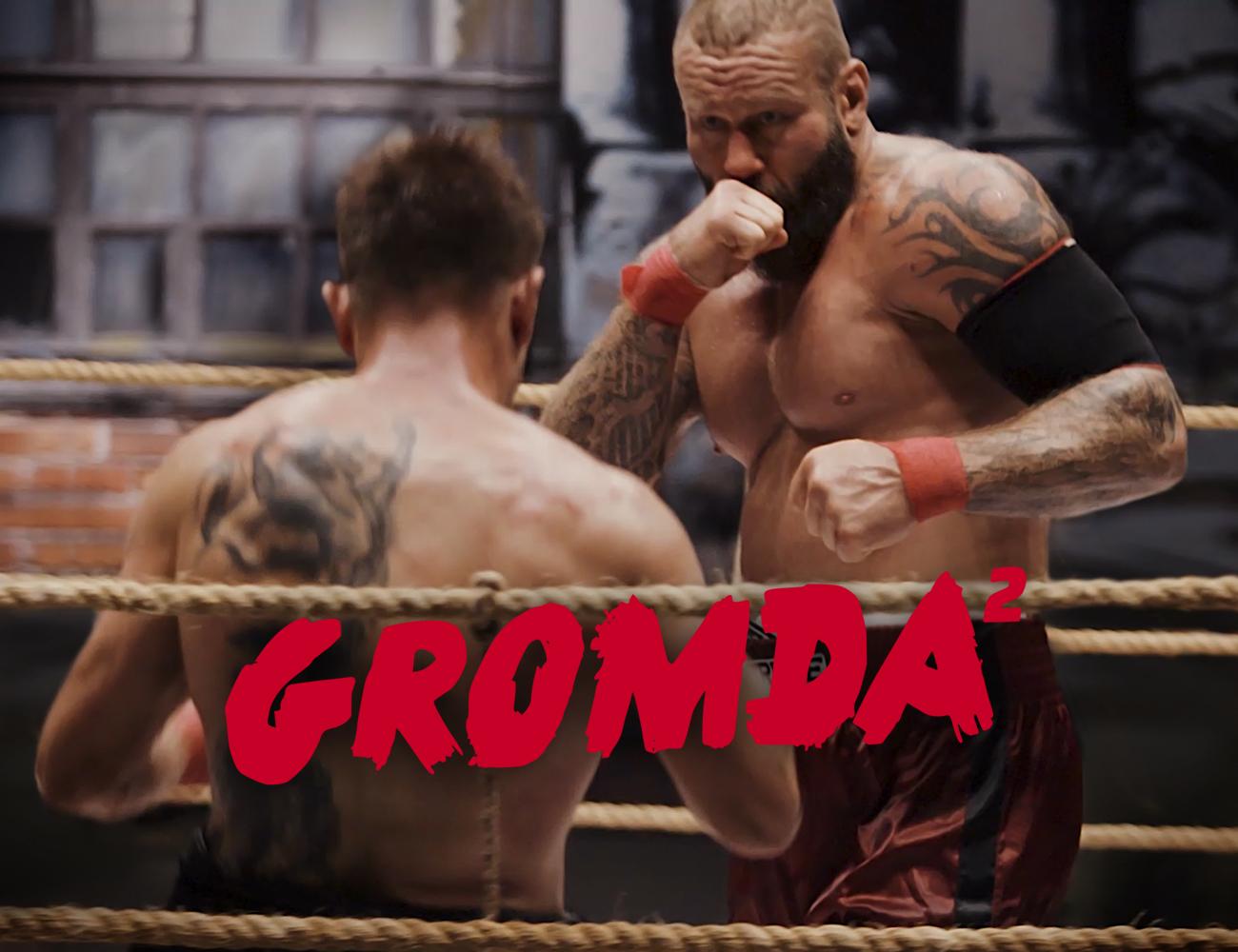 GROMDA 2: Walki na gołe pięści - ZOBACZ GALĘ
