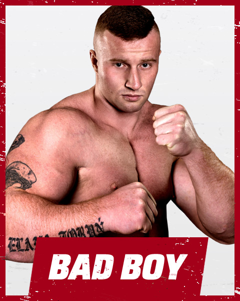 GROMDA 3 - BAD BOY -Walki na gołe pięści