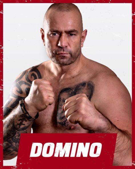 GROMDA 4 - DOMINO -Walki na gołe pięści