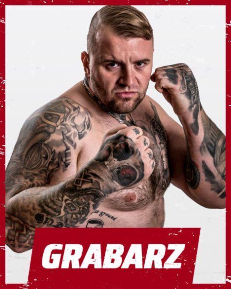 GROMDA 4 - GRABARZ -Walki na gołe pięści